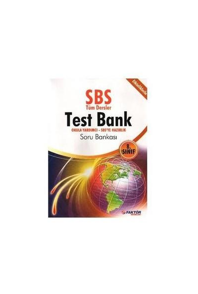 Faktör 8. Sınıf Test Bank (Soru Bankası)-Kolektif