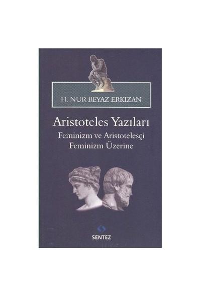 Aristoteles Yazıları Feminizm Üzerine-H. Nur Beyaz Erkızan