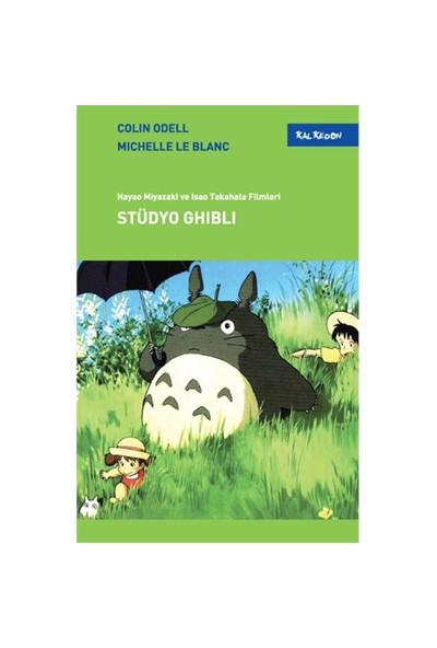 Stüdyo Ghibli - Hayao Miyazaki ve İsao Takahata Filmleri - Michelle Le Blanc