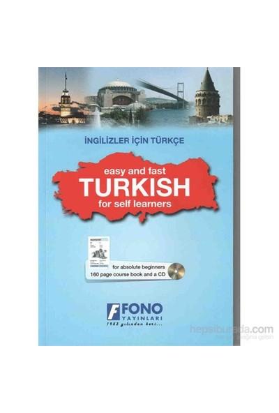 İngilizler İçin Türkçe-Kolektif
