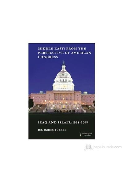 Middle East: From The Perspective Of American Congress-Özdeş Türkel