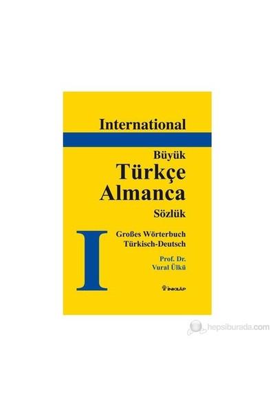 Büyük Türkçe - Almanca Sözlük-Vural Ülkü