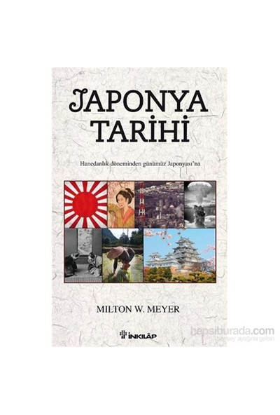 Japonya Tarihi - Milton W. Meyer