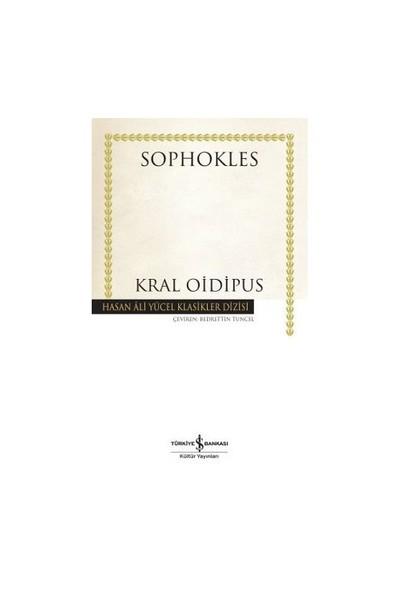 Kral Oidipus-Sophokles