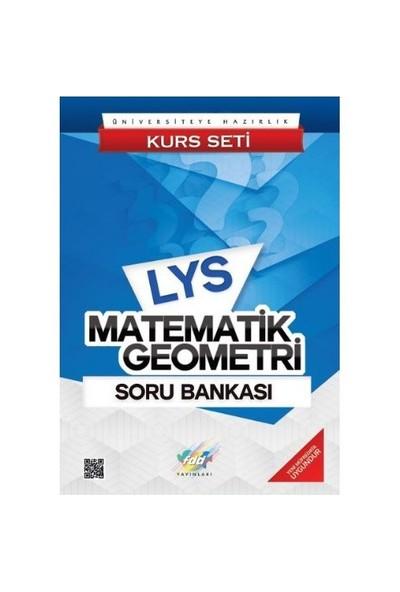 Fdd Yayınları Lys Matematik Geometri Soru Bankası Kurs Seti-Kolektif