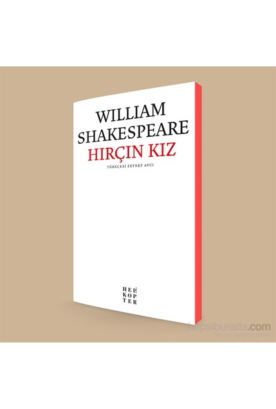 Hırçın Kız-William Shakespeare