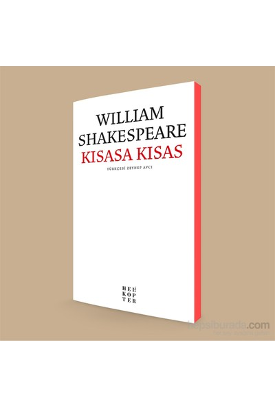 Kısasa Kısas-William Shakespeare
