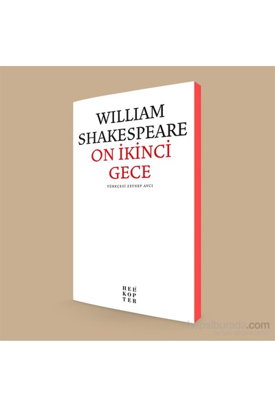 On İkinci Gece-William Shakespeare