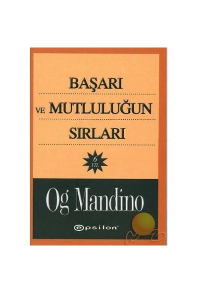 Başarı Ve Mutluluğun Sırları-Og Mandino