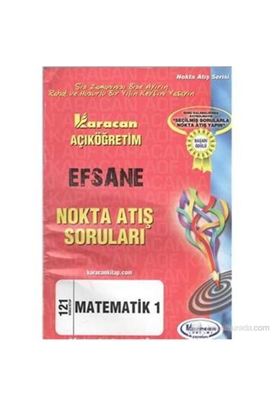 Karacan AÖF 2014 1.Sınıf Matematik 1 Nokta Atış Soruları