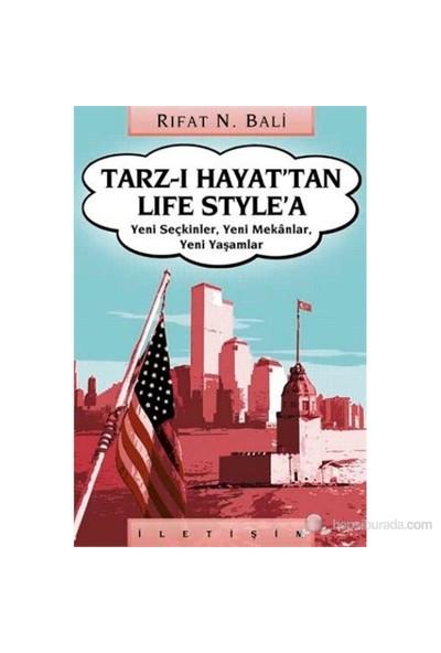 Tarz-I Hayattan Life Stylea-Rıfat N. Bali