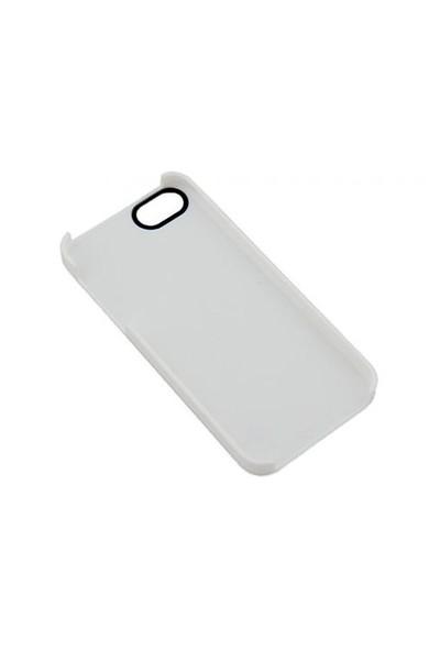 Belkin Shield iPhone 5/5s Sert Kılıf Beyaz - F8W159vfC01