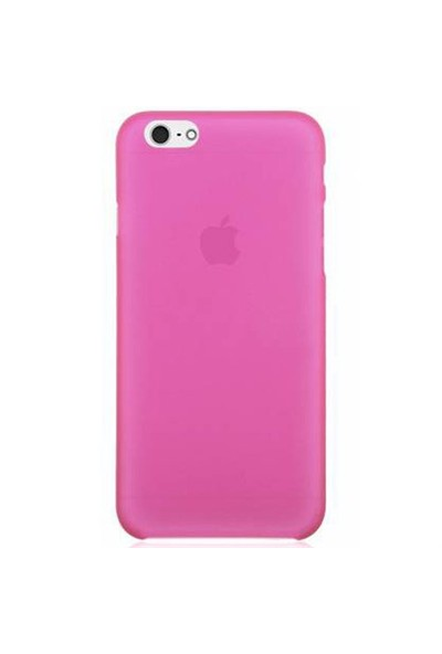 Gpack Apple İphone 5S Kılıf 0.2Mm Pembe Silikon