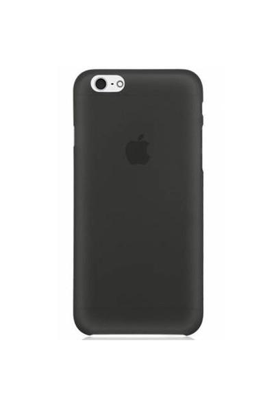 Gpack Apple İphone 5S Kılıf 0.2Mm Antrasit Silikon
