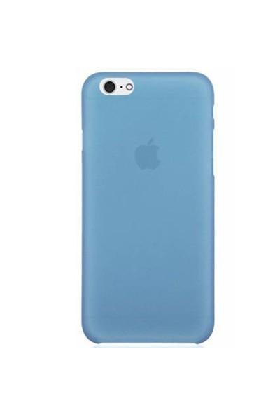 Gpack Apple İphone 5S Kılıf 0.2Mm Mavi Silikon