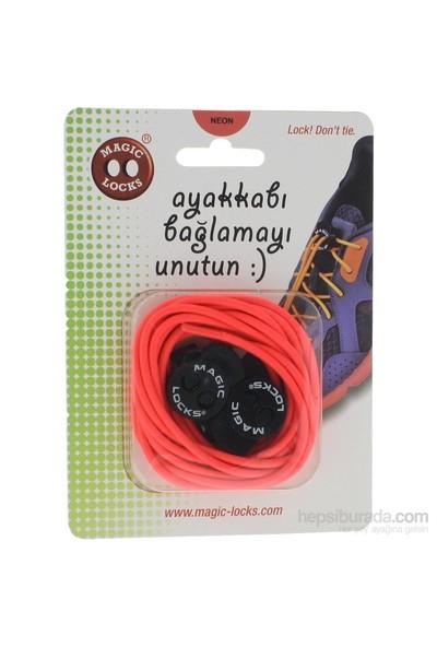 Magic Lock Elastik 13A2 Bağcık