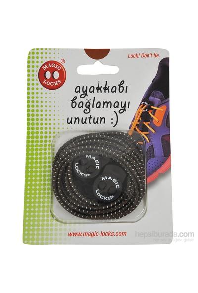 Magic Lock Elastik 8A Bağcık