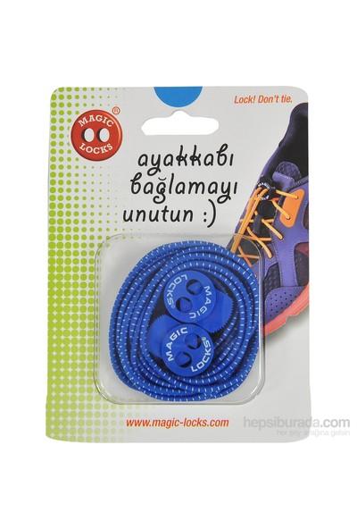 Magic Lock Elastik 9A Bağcık