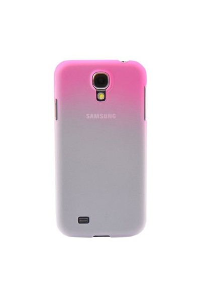 Duck Samsung Galaxy S4 Mat Plastik Daily Pembe Kapak
