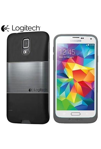 Coverzone Samsung Galaxy S5 Kılıf Logitech Protection + Cam