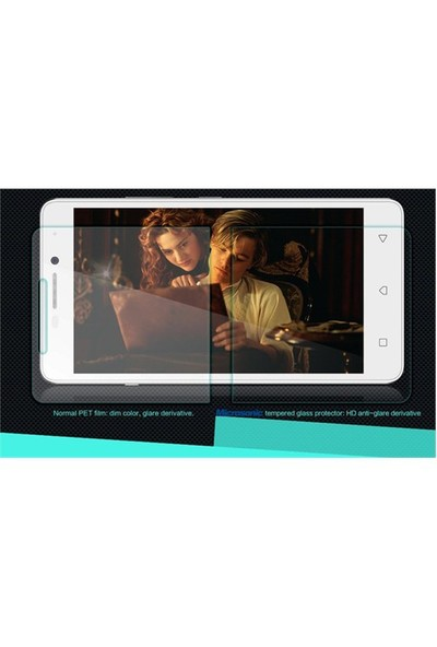 Microsonic Lenovo P1m Temperli Cam Ekran Koruyucu Film