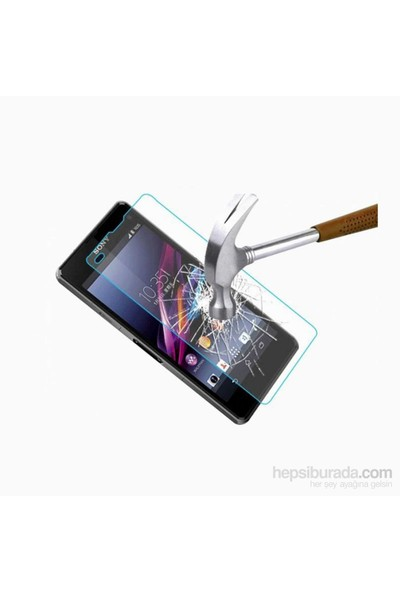 G9 Force Sony Xperia T3 Temperli Ekran Koruyucu