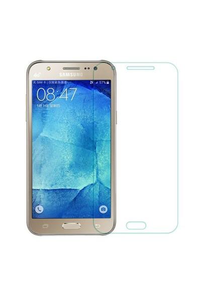 Notech Samsung J7 Cam Ekran Koruyucu