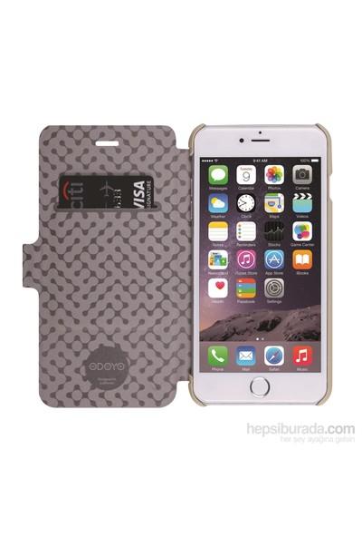 Odoyo Kickfolio Premium Folio With Kickstandfor İphone 6 Plus