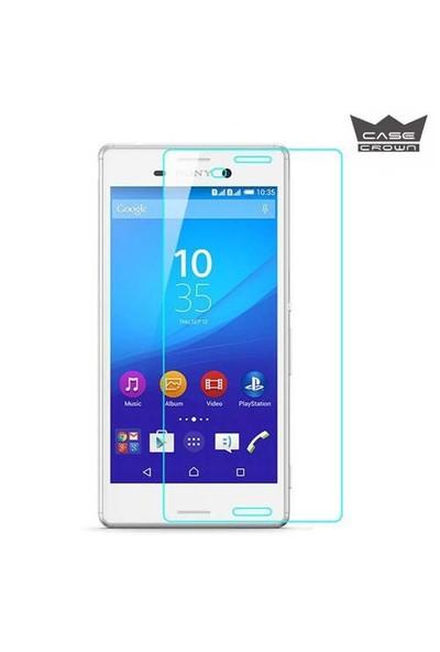 CaseCrown Sony Xperia M4 Aqua Ekran Koruyucu