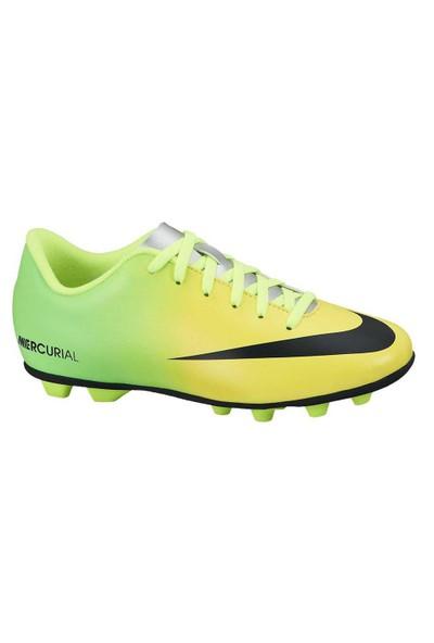 Nike 573871-380 Mercurial Vortex Futbol Krampon Çocuk Ayakkabı