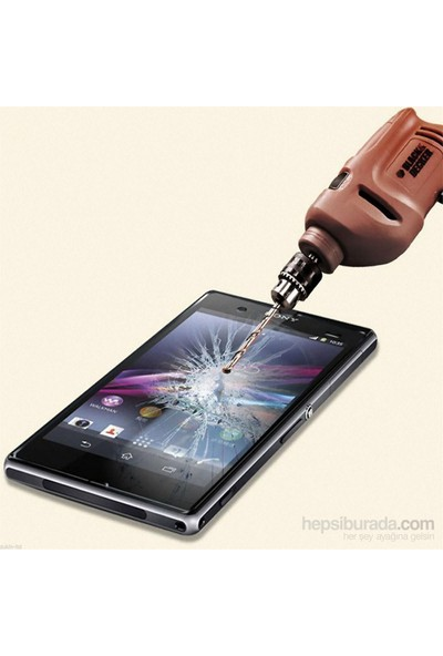 EBOX Sony Z1 Compact Temperli Cam Ekran Koruyucu