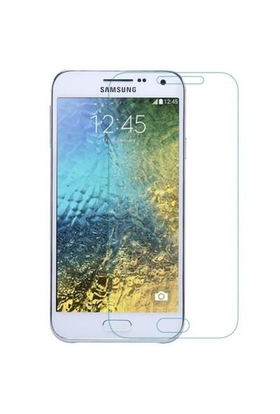 EBOX Samsung Galaxy E5 Temperli Cam Ekran Koruyucu