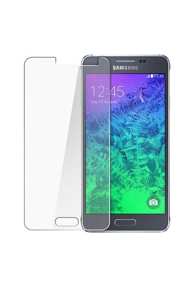EBOX Samsung Galaxy E7 Temperli Cam Ekran Koruyucu