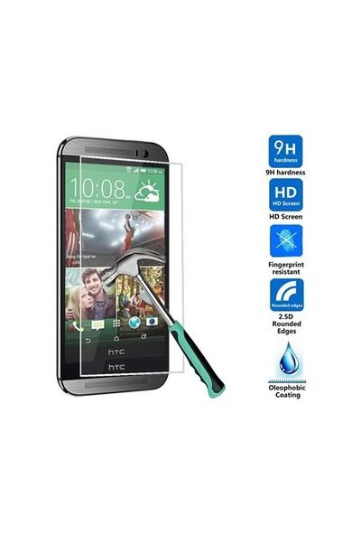 EBOX HTC One M9 Temperli Cam Ekran Koruyucu