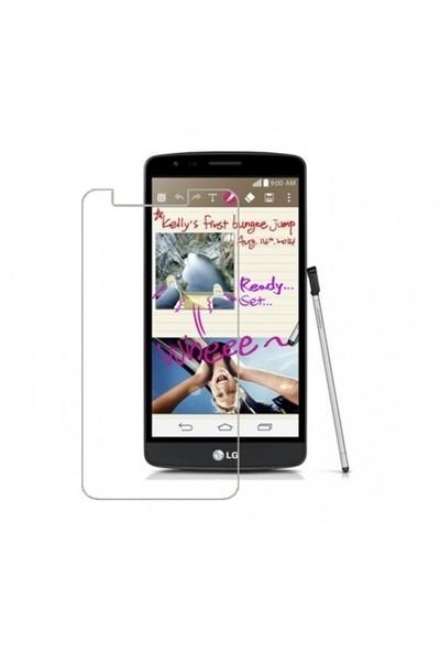 EBOX LG G3 Stylus Temperli Cam Ekran Koruyucu
