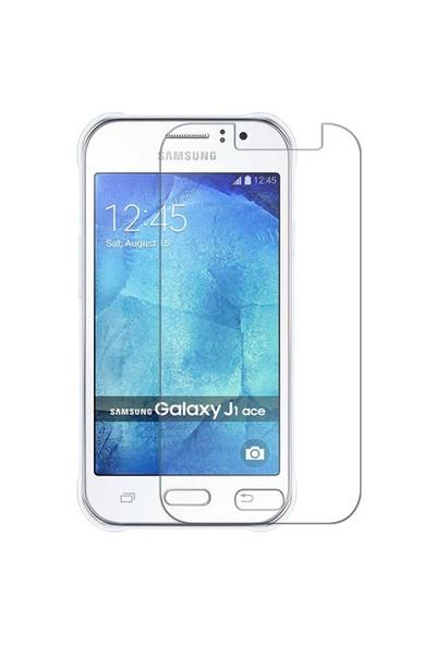 Ebox Samsung Galaxy J1 Ace Temperli Cam Ekran Koruyucu - EBX-2250
