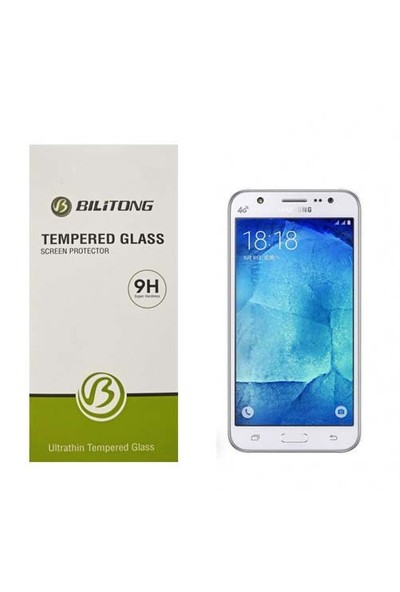 Bilitong Samsung Galaxy J5 Ekran Koruyucu Temperli Cam