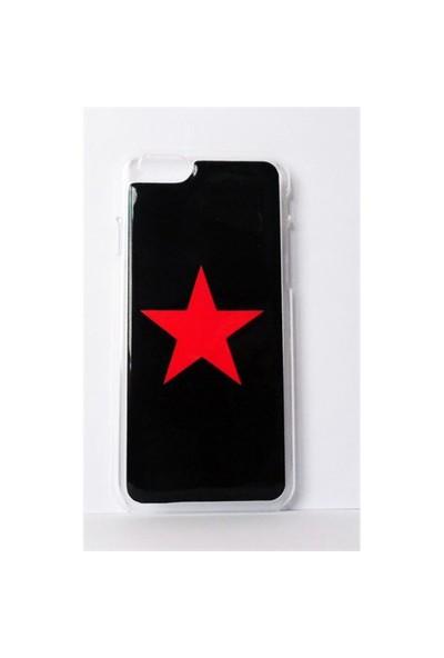 Köstebek Kızıl Yıldız İphone 6 Telefon Kılıfı