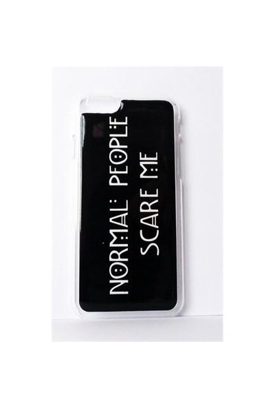 Köstebek American Horror Story - Normal People Scare Me İphone 6 Telefon Kılıfı