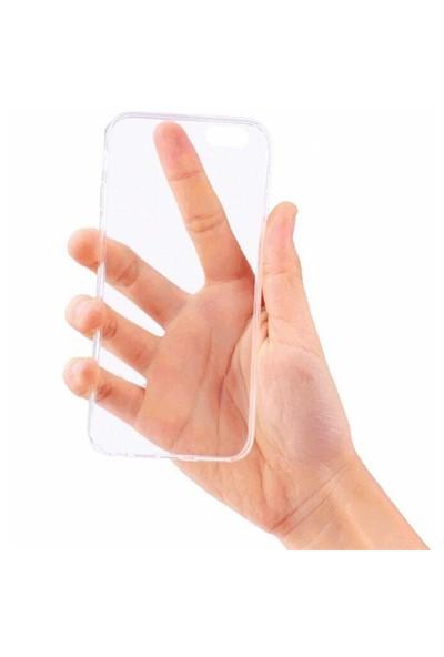 Energy Samsung Galaxy Note 5 Kılıf Ultra İnce Şeffaf Silikon Kılıf