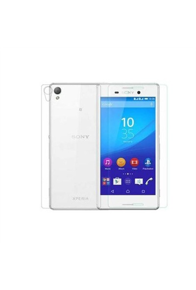 S-Link Cm-M5 Sony Xperia M5 Cam Ekran Koruyucu