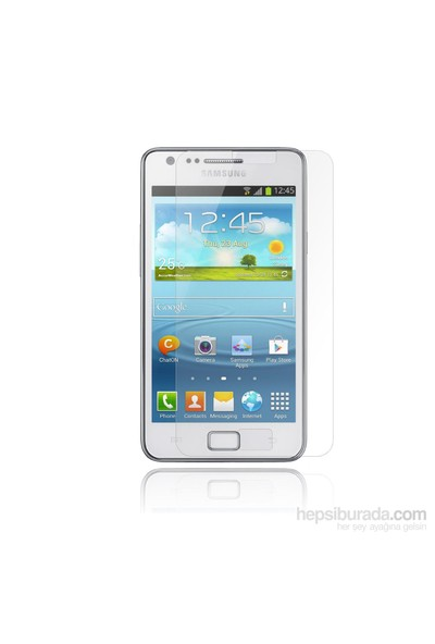 Duck Samsung Galaxy S2 Ekran Koruyucu