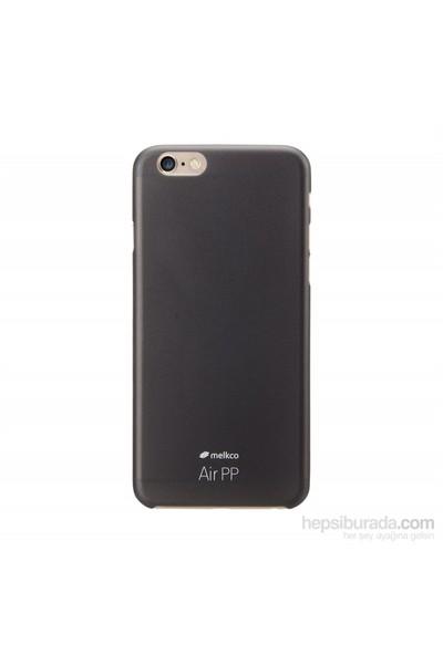 Melkco Air Pp İphone 6 (6S Uyumludur) Siyah Kılıf
