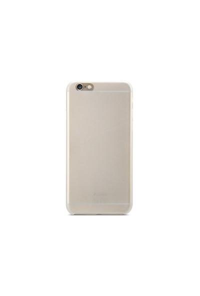 Melkco Air Pp Apple İphone 6 Plus (6S Plus Uyumludur) Şeffaf Kılıf