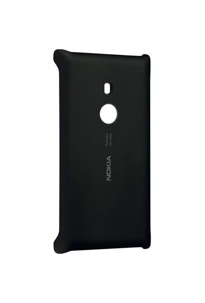 Lumia 925 Şarj Arka Kapak Siyah Cc-3065