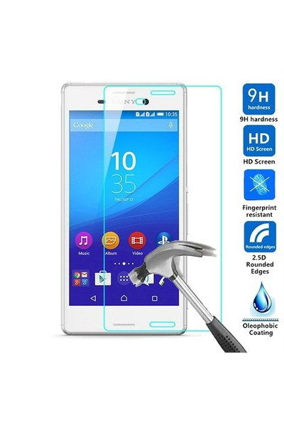 Fonemax Sony Xperia M4 Aqua Ekran Koruyucu
