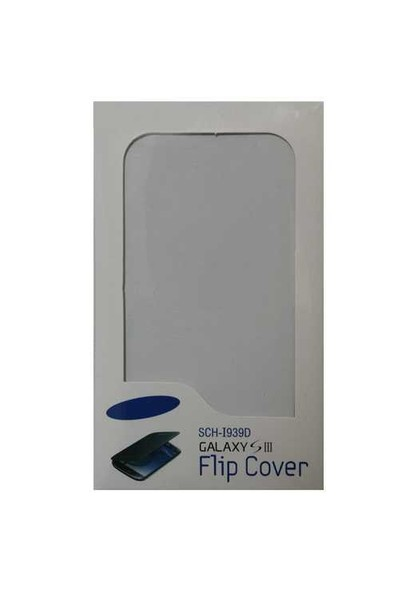 Carda Galaxy S3 Flip Cover Telefon Kılıfı