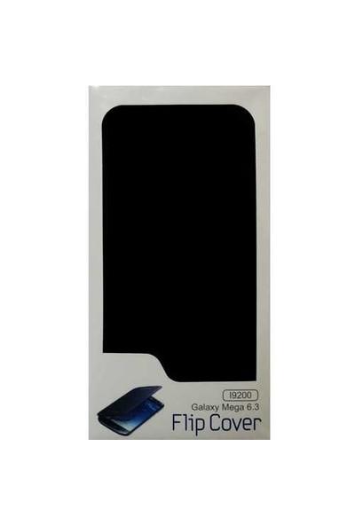 Carda Galaxy Mega Flip Cover Telefon Kılıfı