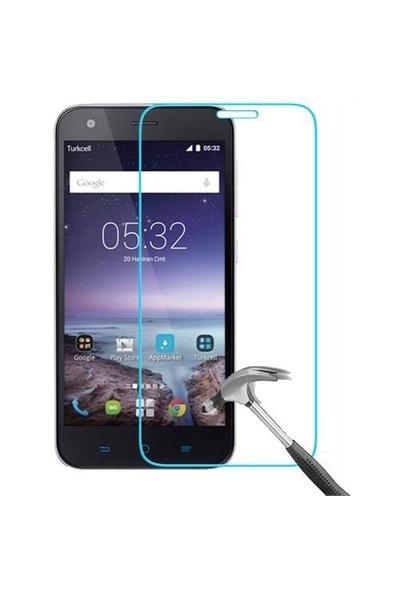 Maks Turkcell T60 Temperli Ekran Koruyucu