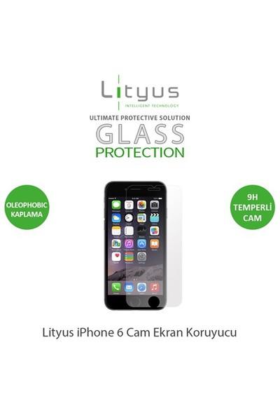 Lityus Apple iPhone 6 Cam Ekran Koruyucu - AKLGPIP6